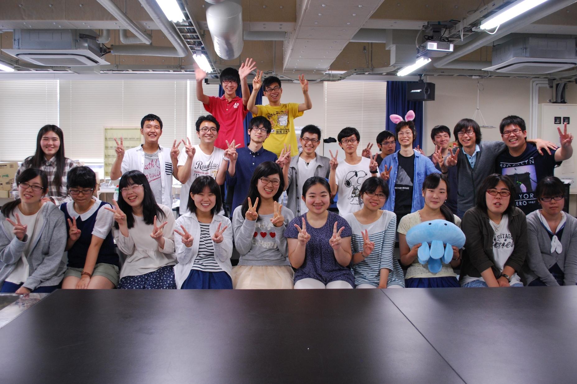 山形大学SCITAセンター学生スタッフ